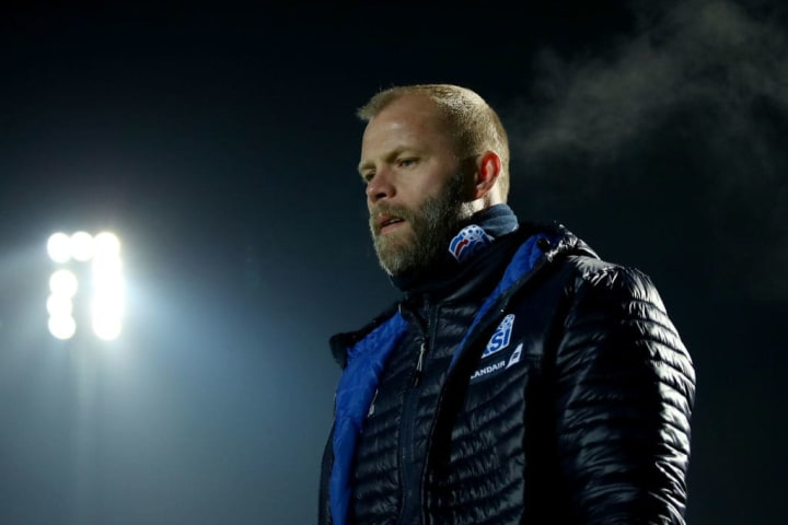 Gudjohnsen brought great balance to Chelsea's attack