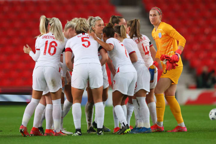 England haven't fallen despite defeats to France & Canada this month