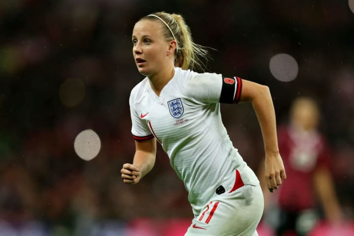Mead has received 25 England caps since her debut in 2018