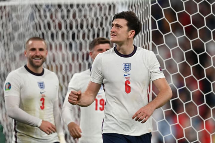 Harry Maguire is looking for one more memorable night at Euro 2020