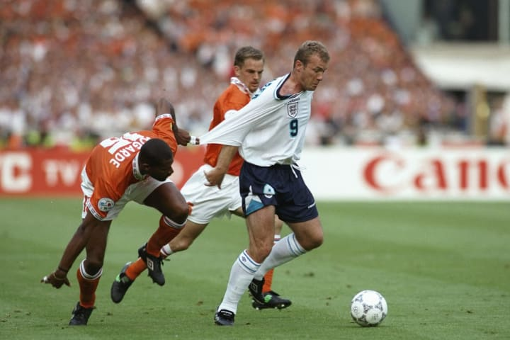 There was no holding England back against the Dutch
