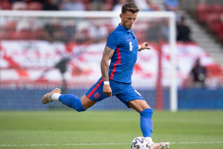 Ben White - Soccer Player