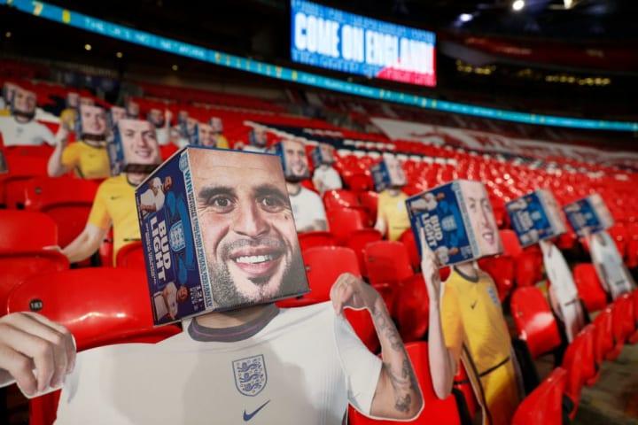 Inggris v San Marino - Kualifikasi Qatar Piala Dunia 2022 Qatar