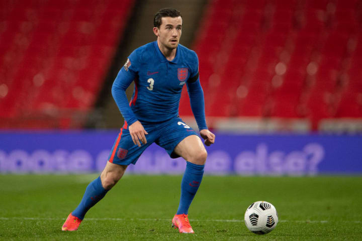 Ben Chilwell has performed well when called upon by Gareth Southgate
