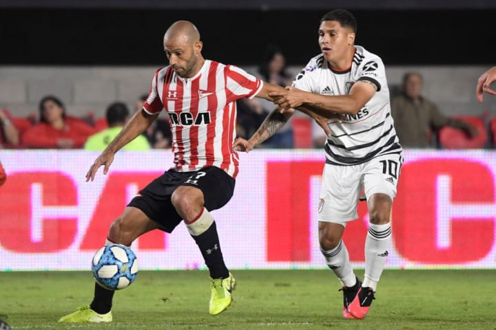 Estudiantes have endured a poor start to the season and lost again at the weekend