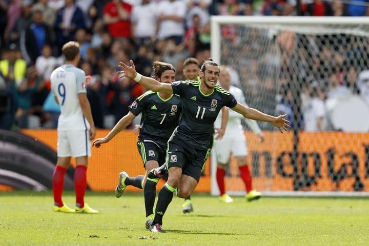 "Euro - ""England v Wales"""
