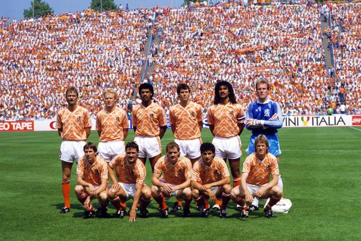 Euro 1988 - Ireland v Netherlands