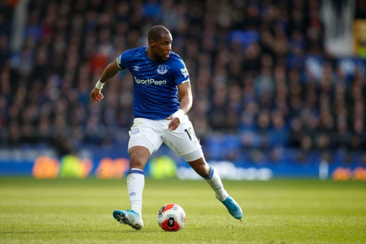 Everton rejected the opportunity to sign Sidibe permanently