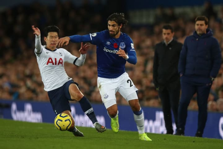 Son Heung-min, Andre Gomes