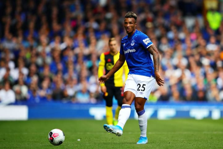 Gbamin has suffered a number of setbacks since joining Everton