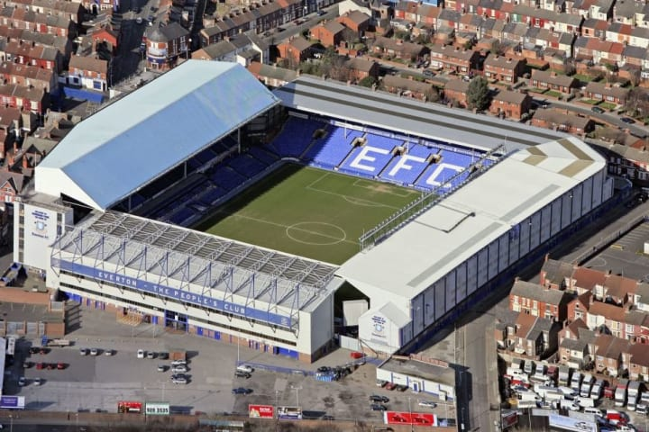 Everton could move out of their old home soon