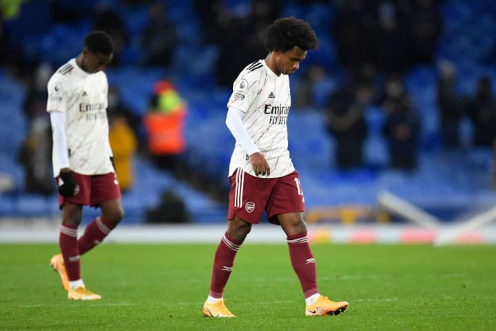 Willian accepts he hasn't been good enough