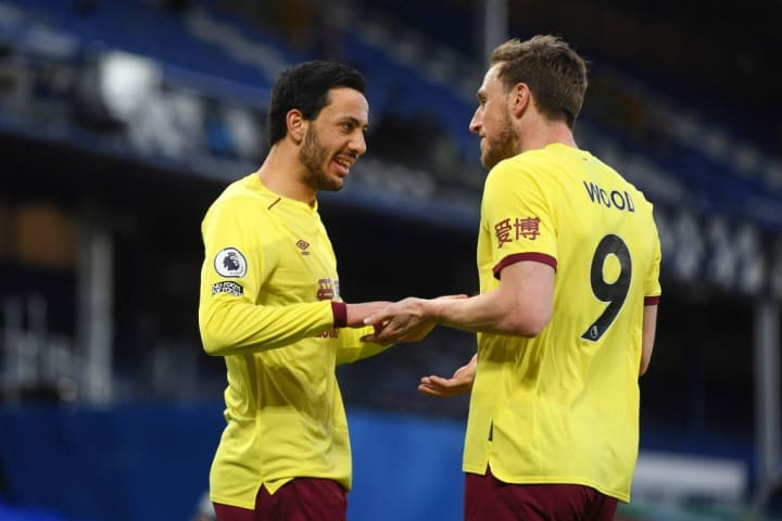 Chris Wood and Dwight McNeil will no doubt be key to Burnley's chances of Premier League survival