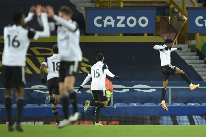Maja scored his first Fulham goal since joining from Bordeaux