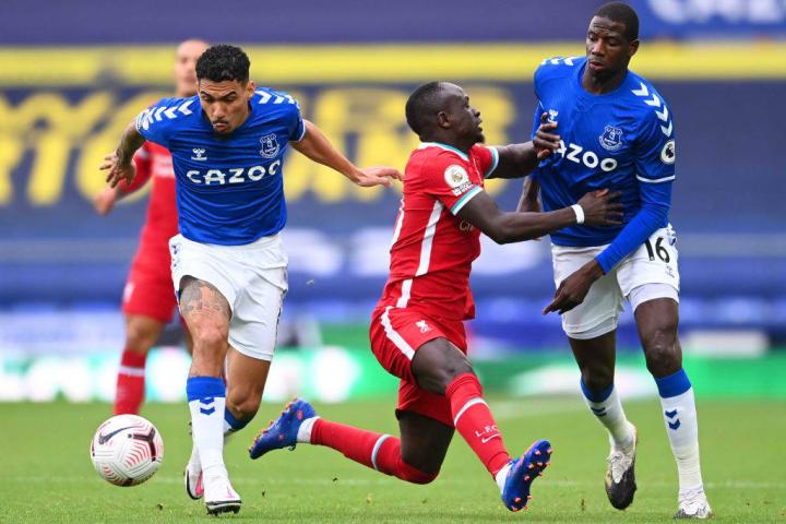 Sadio Mane, Allan, Abdoulaye Doucoure