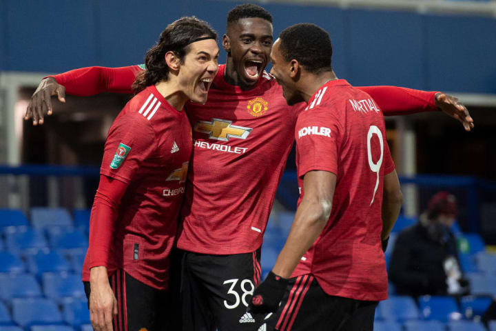 The Red Devils' quality should see them claim all three points