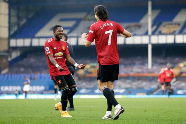Ole Gunnar Solskjaer Discusses Edinson Cavani S Positive Impact On Man Utd S Young Players