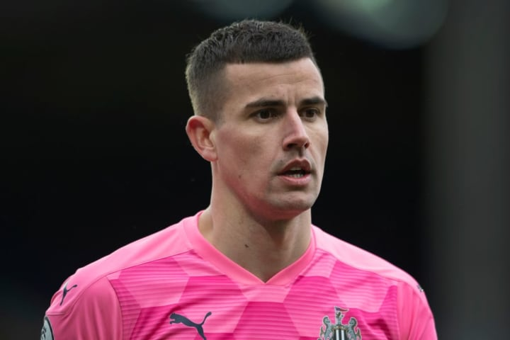 Darlow has played well for a woeful Newcastle side