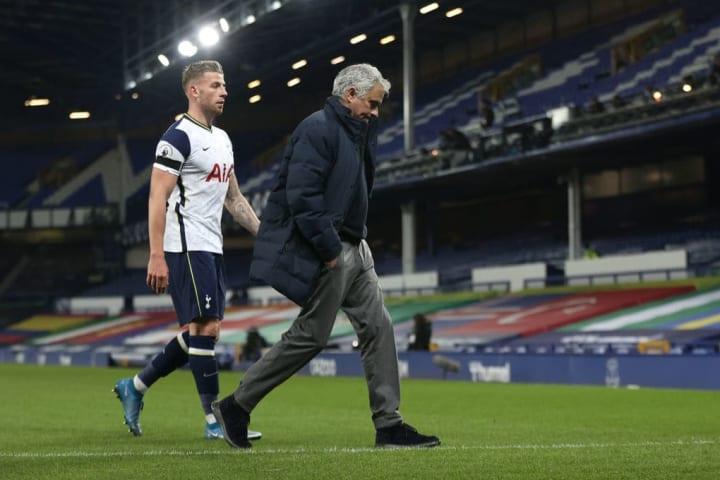 Jose Mourinho, Toby Alderweireld