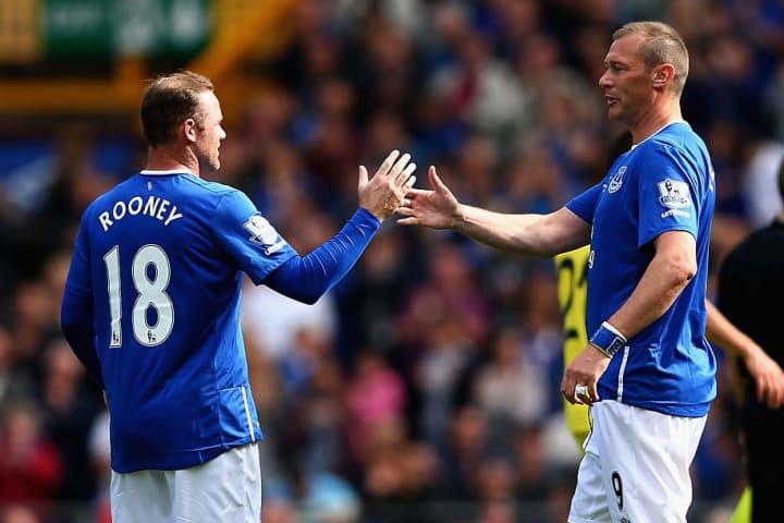 Duncan Ferguson, Wayne Rooney
