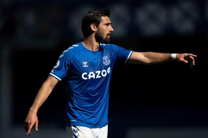 André Gomes - Pemain Sepak Bola Portugis