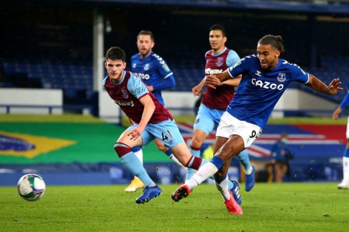 Klopp admires Everton striker Dominic Calvert-Lewin