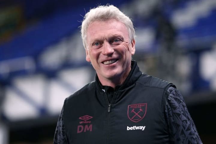 Moyes is keen to add to his forward options