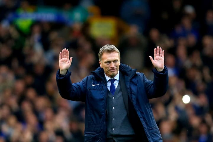 David Moyes enjoyed 11 great years at Everton