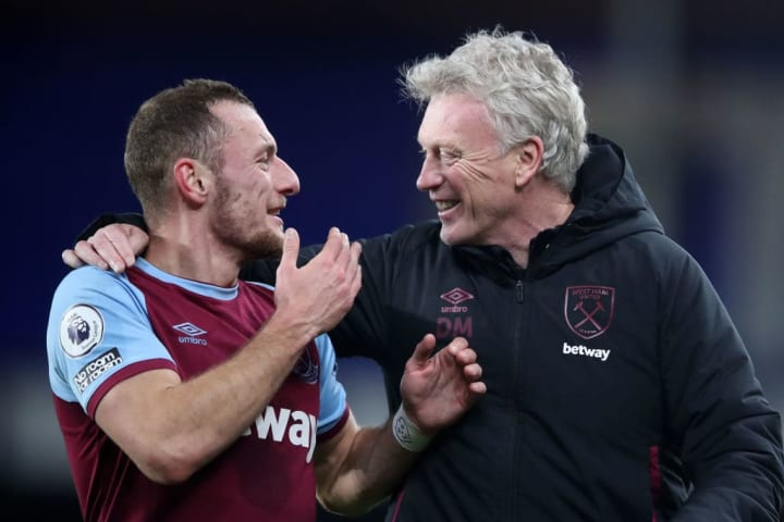 David Moyes' recruitment since arriving at West Ham has been good