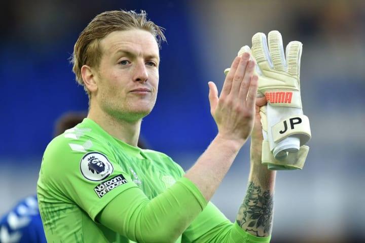 Jordan Pickford cost Everton £30m