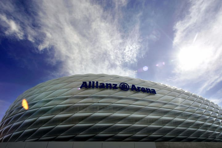 The DFL-Supercup fixture will take place at Bayern's Allianz Arena