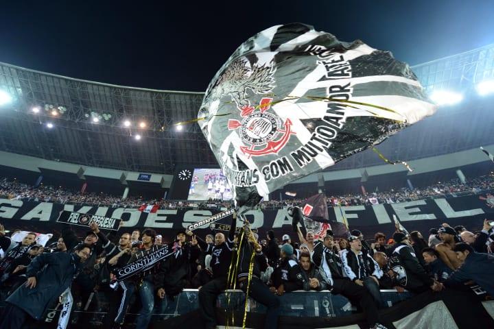 Maiores goleadas Brasil Corinthians