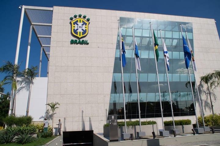 Flamengo CAS CBF Fifa