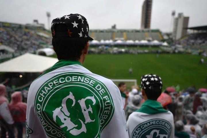 colombia acidente chapecoense arena conda the players tribune