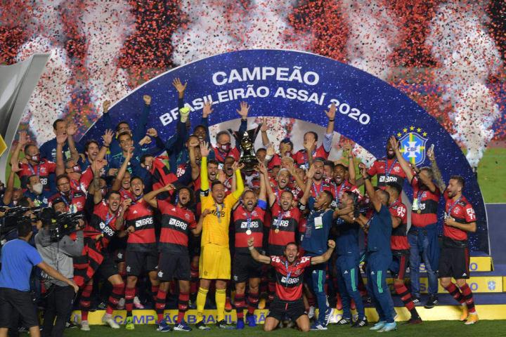Campeonato Brasileiro Valor Receita Campeão Ranking Flamengo