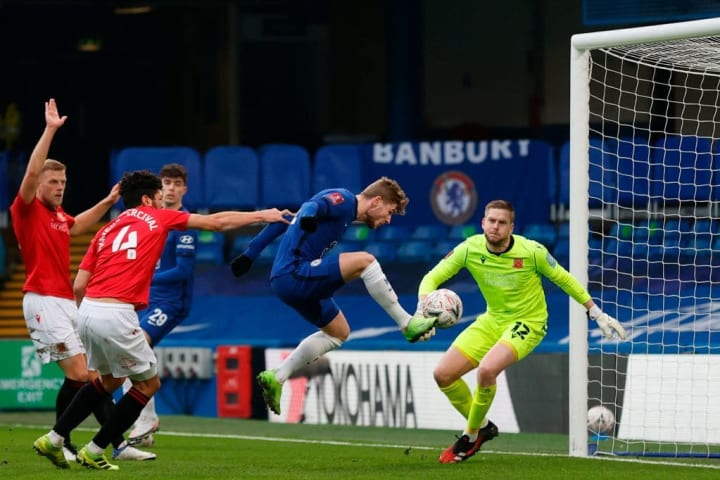 FBL-ENG-FA CUP-CHELSEA-MORECAMBE