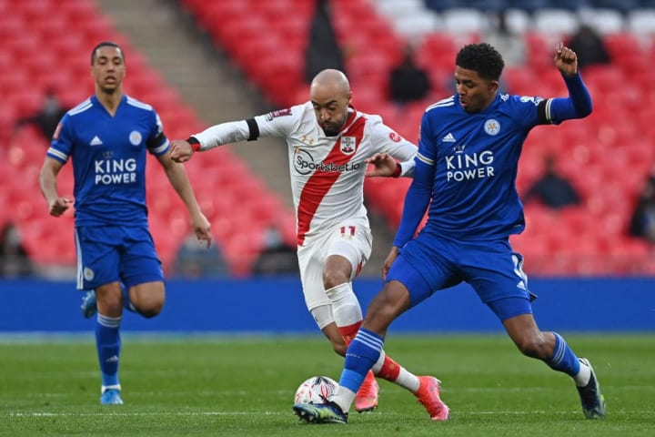 FBL-ENG-FA CUP-LEICESTER-SOUTHAMPTON