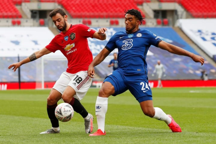 Man Utd & Chelsea played each other four times last season