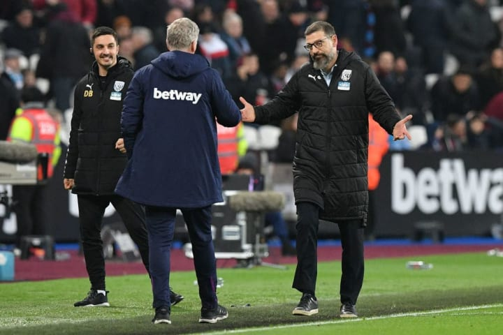 Slaven Bilic got one over his old team in the FA Cup