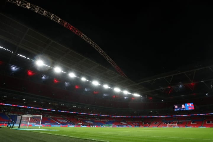 Wembley will host the 2024 Champions League final
