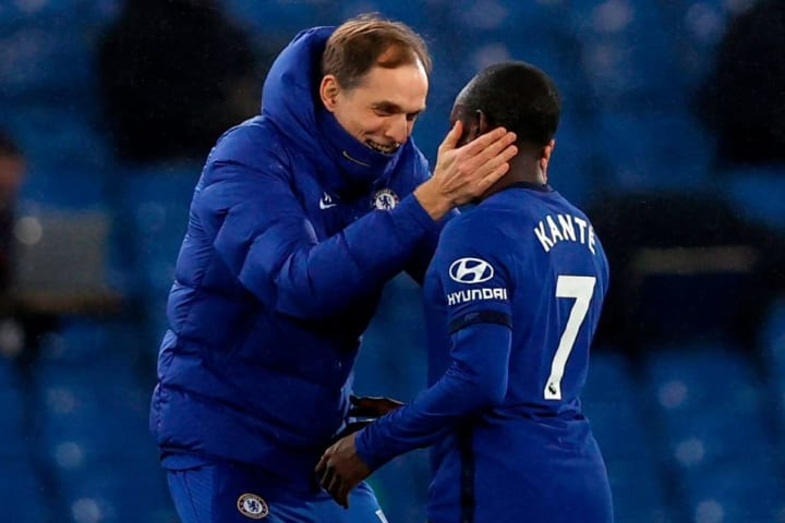 Kante can still feature in Chelsea's future under Tuchel