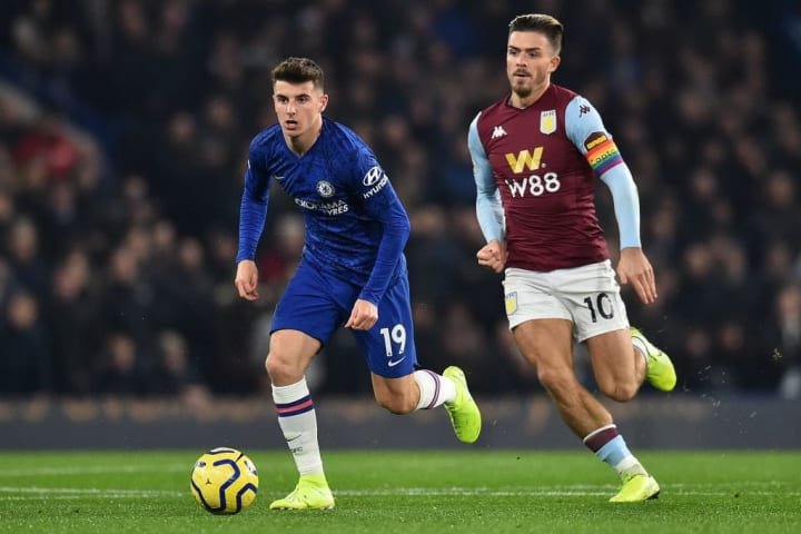 Mount's continued inclusion for England was speculated as a cause of Jack Grealish continually being overlooked