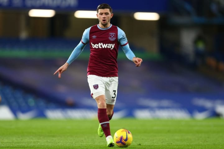 Cresswell marshalled the left flank