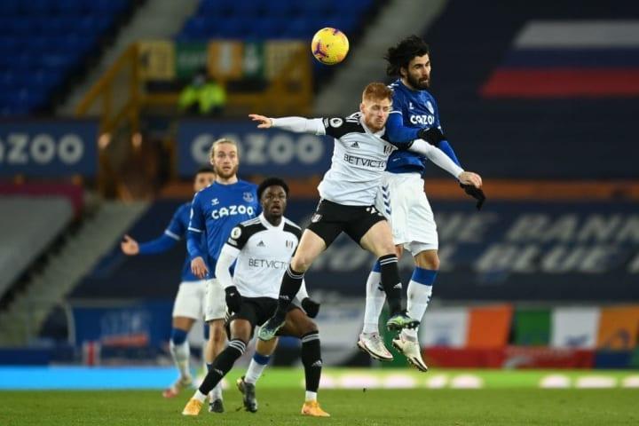 Everton lost the midfield battle
