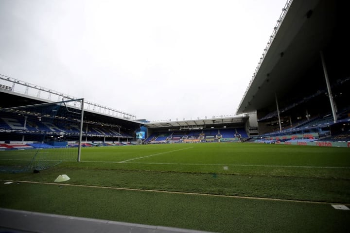 Everton will fancy their chances at home