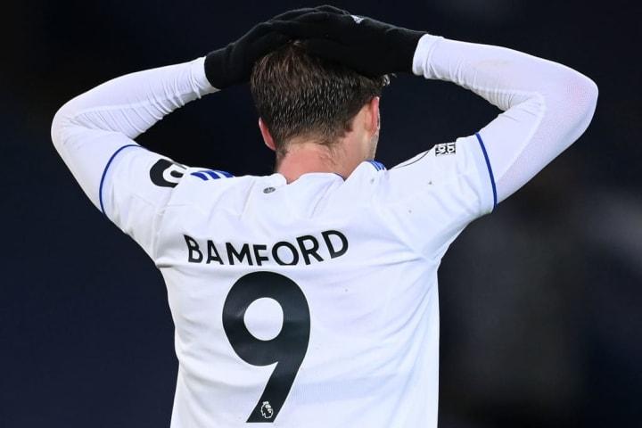Bamford endured a frustrating afternoon