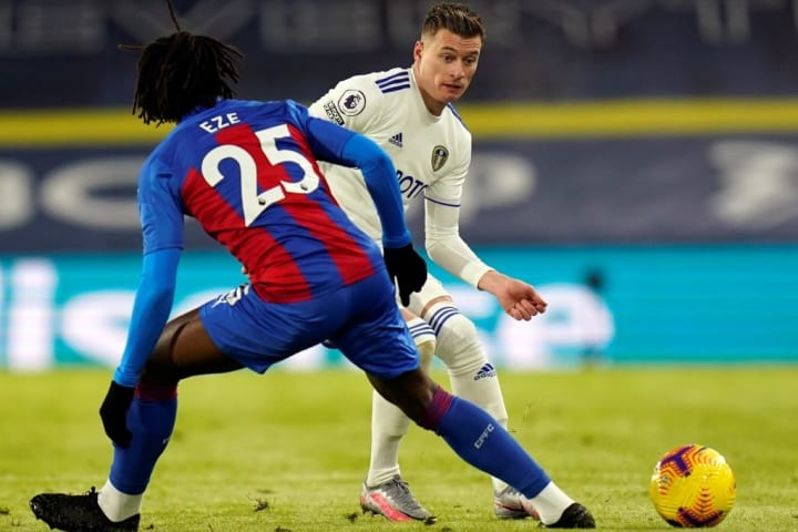 It was far from Eze for Palace