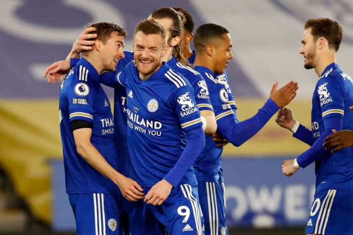 Leicester must stay focused on two fronts