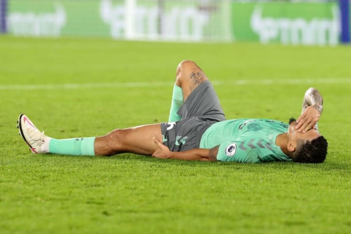 Allan's injury is a real blow to Everton