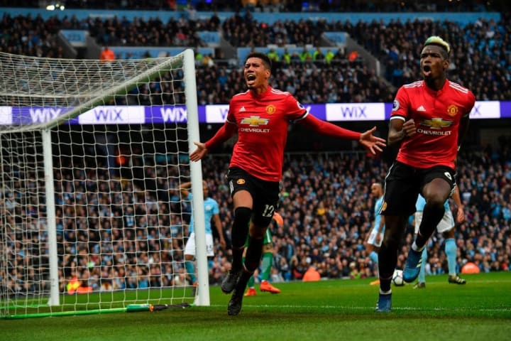 The protagonists in United's second-half revival